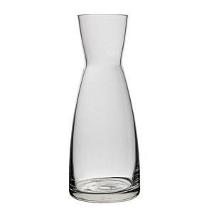 Werbeartikel Wasserglas Karaffe Y mit Logo bedrucken