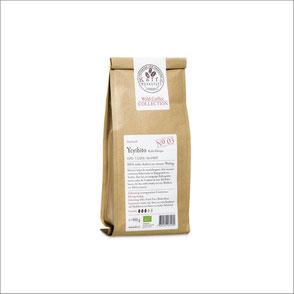 Bio-Kaffee, Bio-Tee, Bio-Schokolade, Fairtrade, Wildcoffee, KaffaWerkstatt, CONTIGO, Zotter, dunkle Schokolade, Demeter, recycelbare Kapseln (Nespresso kompatibel)