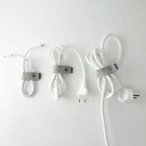 Kabelbinder für Elektrokabel
