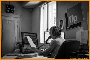 animatrice radio FIP Strasbourg - Du son pour changer