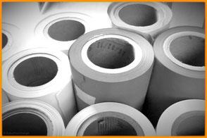 bobines de papier - Du son pour changer