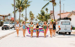 My Salty Sisters: More than a kite camp! Empowerment and Kite Retreats for Women in November. Best kiteboarding holiday in Brazil 2019
