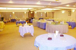 ホテルグランドサン横浜 2階 エフガーデン レンタルスペース