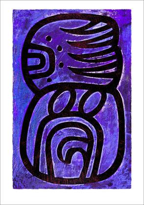 kunstmalerei Maya