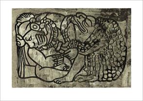 maya Malerei
