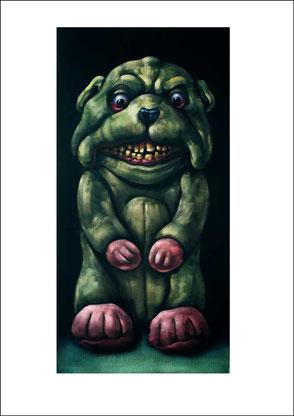 Kunstmaler Hund