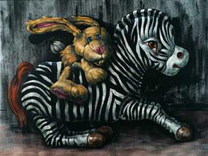 Zebra • Walter Gerstung