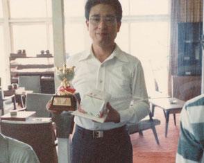 1986.7.4第1回優勝者田中利隆氏