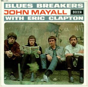 1966, Blues Breakers s'écrit en deux mots.