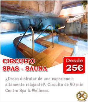 Sauna Spas Cádiz