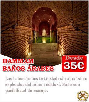 baños árabes - hammam Córdoba