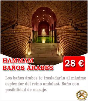 hammam en Málaga