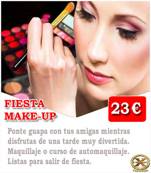 beauty party las palmas