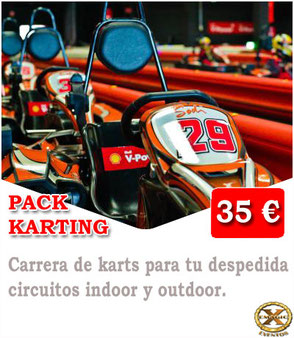 karting en Lanzarote