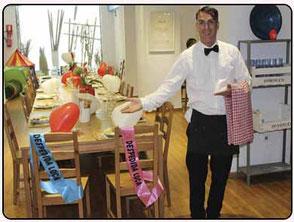 contratar un camarero falso en chiclana