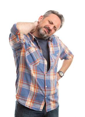 Atlaslogie Bütschli Nackenschmerzen Halskehre Verspannung