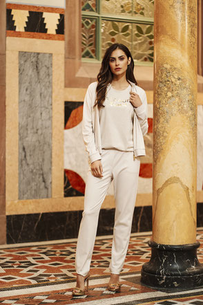 Louis Féraud homewear hiver 2021 Lingerie Lugdivine 13