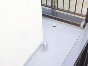 外壁塗装千葉市屋上、ベランダ防水