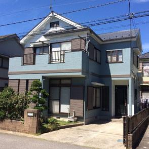 千葉県鎌ケ谷市 外壁塗装・屋根塗装・屋根修繕の声1