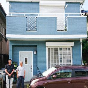 千葉県大船市 外壁塗装・屋根塗装・屋根修繕の声