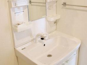 入居率を上げるアパート外壁塗装 千葉市 洗面台交換