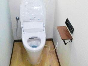 入居率を上げる外壁塗装千葉市トイレ工事