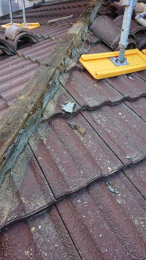 千葉県長生  ベランダ改修、漆喰工事、屋根外壁塗装工事