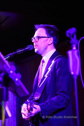 Event Band in Inning - Gitarrist Christian