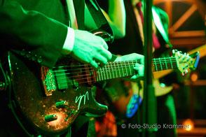 Hochzeitsband Bad Tölz - Gitarre