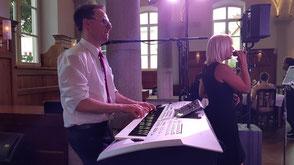 Band für Hochziet in Eresing - Dinnermusik