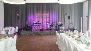 Hochzeitsband Ansbach - Großer Saal für Hochzeiten