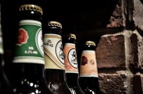 KK Getränkegroßhandel, Rhein-Main. Biersortiment, Biermixer