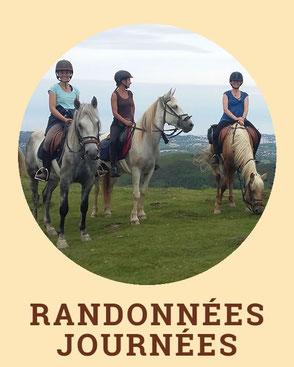 Randonnées Journées - Centre de Tourisme Equestre Larrun Alde