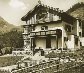 Tradition Berggasthof Hummelei in Oberaudorf