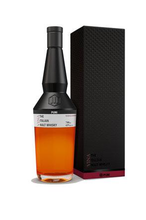 Puni Whisky VINA, Weinwerk Gießen