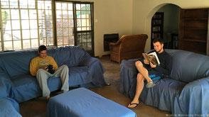 Accomodation livingroom
