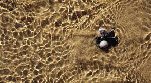 Innerflow-hypnosis, Sand, Wasser by flowflypictures