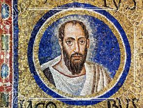 Der Hl. Apostel paulus ist in Tarsus Türkei geboren