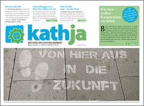 kathja - Zeitung des Katholikenrat Bochum und Wattenscheid