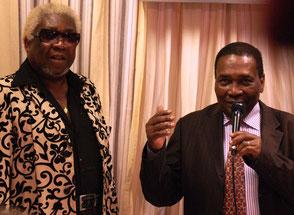 Jean Awitor et tonton Akuesson conférence de presse album africa si riche