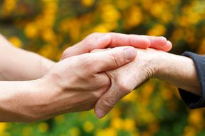Störungen der Bewegungskoordination  (z.B. Morbus-Parkinson)