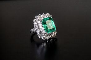 Kolombianischer Smaragd