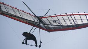 Drachenfliegen Hängegleiter Drachen hangglider wing fly fliegen bautek Astir Sunrise Fizz SE BiCo Kite