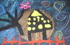 Kinder lieben es kreativ zu sein