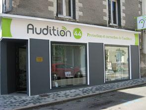 Magasin Audition 44 à Nort-sur-Erdre 6 rue Aristide Briand