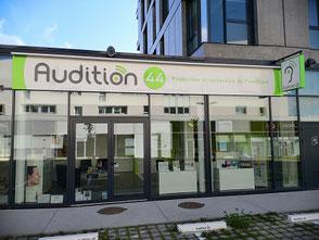 Magasin AUdition 44 de Saint-Nazaire 5 rue des Troènes