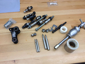 Santa cruz frame bearing replacement tools
