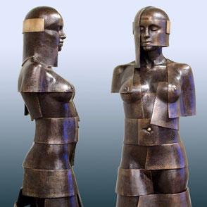Ton Voortman sculptures