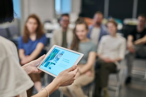 Unternehmerschulung als Präsenzseminar oder Webinar