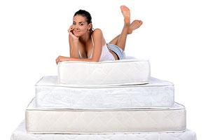 Matratzen, Matratzenqualität, Härtegrad, Liegen, Schlafen, Rückenprobleme, Besser Schlafen
